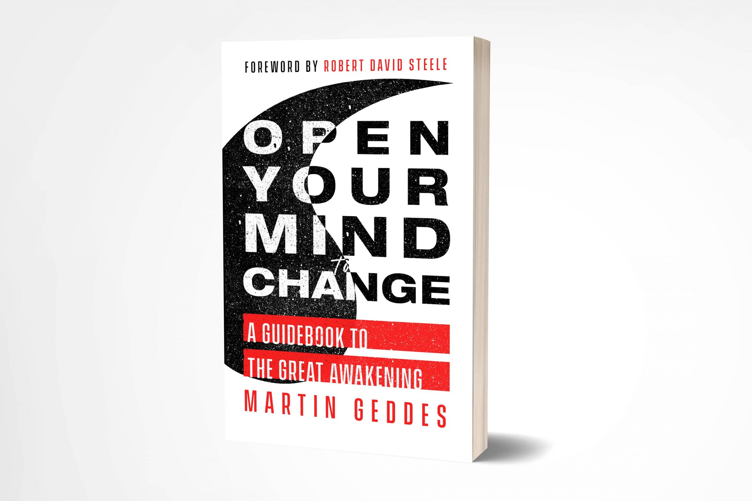 Martin Geddes Open Your Mind To Change